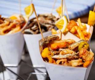 Serata Degustazione Street FOOD